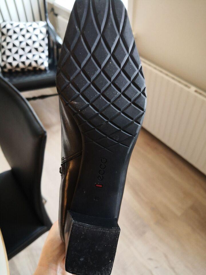 Støvler, str. 40, Ecco