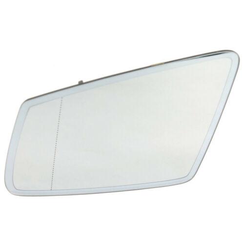 Mercedes C-Klasse S204 GLK X204 W204 Spiegelglas Spiegel Glas links A2128101821