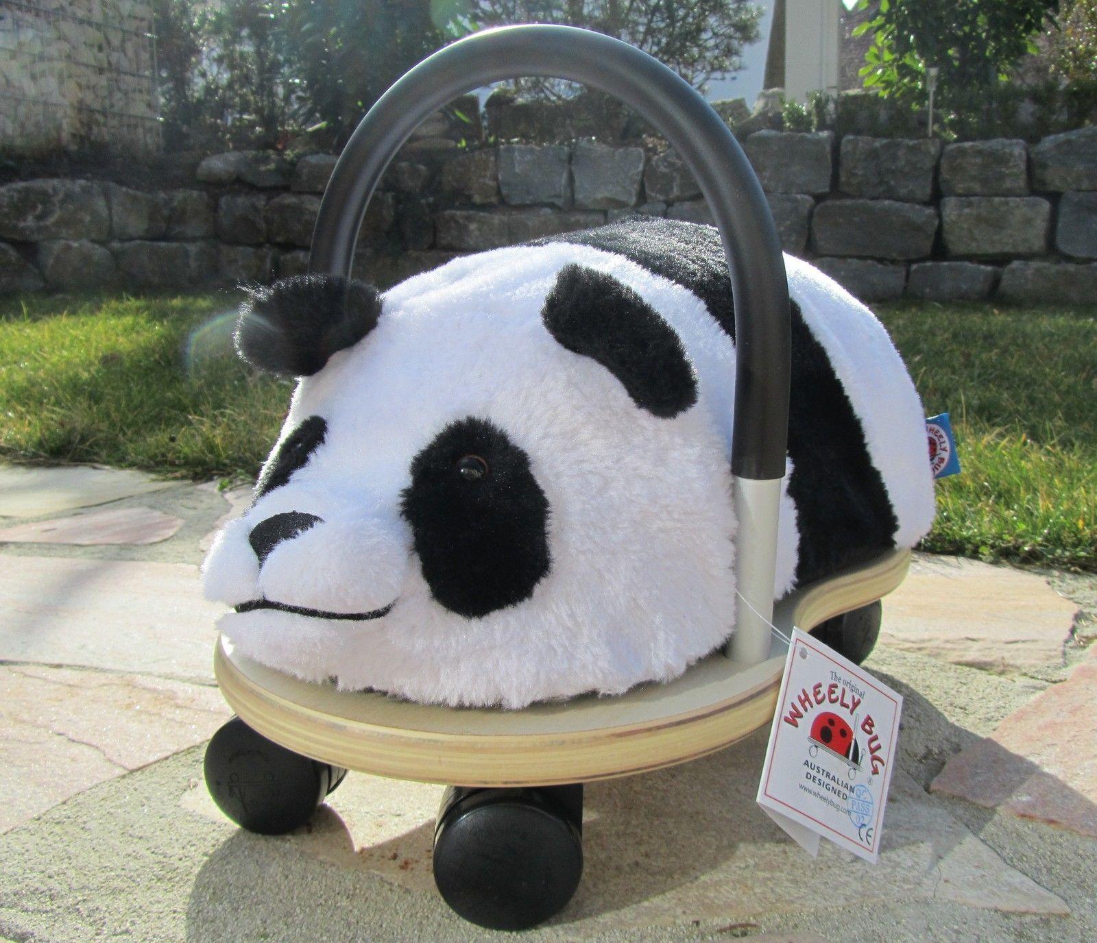 Original Wheely Bug Rutschauto Rutscher ab 1-3 J. Panda Top Qualität 51100-P