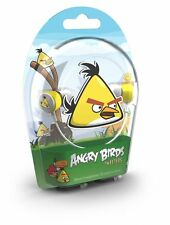 Gear4 Angry Birds Tweeters Yellow  In-Ear Headphones for iPad/iPhone/iPod/Mp3