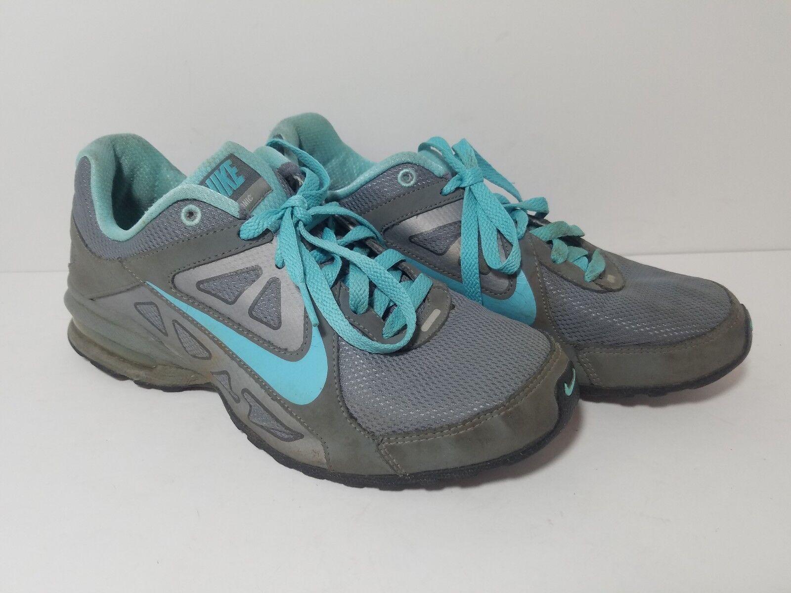 1eea20116b5cd Nike Air Max Max Max Sonic Grey Teal (519142-040) Size 9.5 3b941f ...