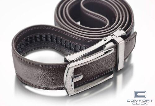 Hot 2017!!!NEW Comfort Click Belt for Men Black or Brown As Seen on TV