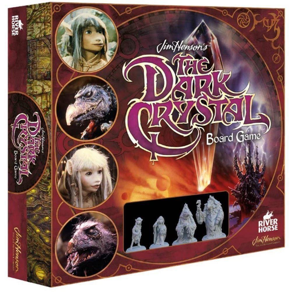 THE DARK CRYSTAL BOARD GAME