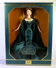 NIB BARBIE DOLL 2000 EMPRESS OF EMERALDS ROYAL JEWELS COLLECTION