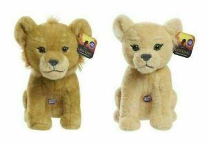 Disney The Lion King Set Simba Nala 8 Talking Bean Plush Toys 2019 New Ebay