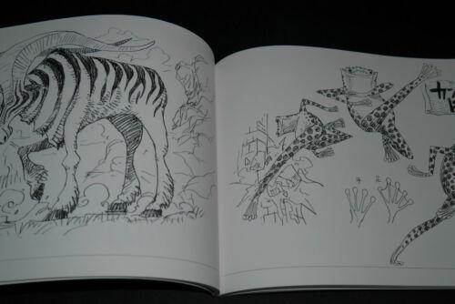 """JAPAN One Piece Film /""""Strong World/"""" Eiichiro Oda Art Book"""