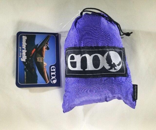 Eagles Nest Outfitters ENO UnderBelly Gear Sling, Hammock Accessory   Purple