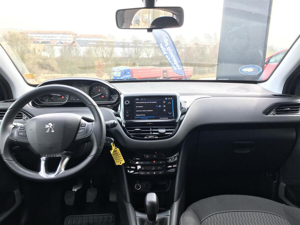 Peugeot 208 1,6 BlueHDi 100 Envy - billede 9