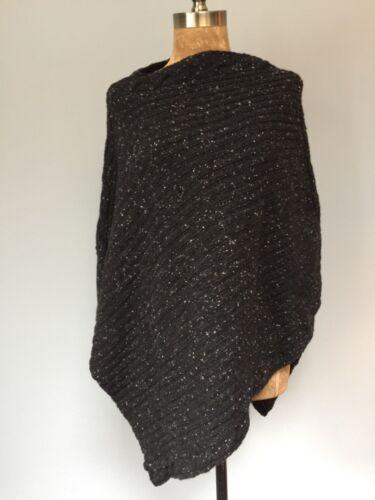 Merinow laine en 'irelandseye' Nwt Poncho Tweed q7wPBXZ