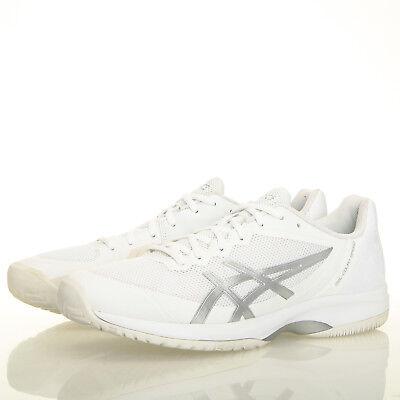 Asics GEL Court Speed Women's Tennis Shoe WhiteSilver