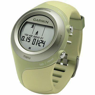 Garmin Forerunner 405 GPS-Enabled Fitness Watch w/ ANT - Green 010-00658-12