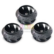 3pk Quality Blower Fan For Huebsch Speed Queen Ipso Dryer 70359801p