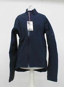RAPHA-Ladies-Navy-Blue-Waterproof-Windproof-Classic-Winter-Cycling-Jacket-S-BNWT