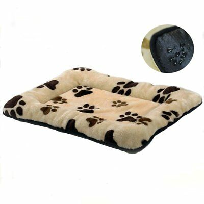 Hualan Pet Crate Mattress Dog Cat Cage Mat Cusion Washable