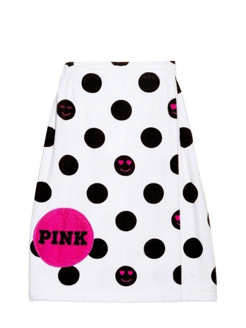 1638670534 CafePress Black And White Polka Beach Towel