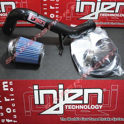 Injen SP Black Cold Air Intake Kit for 2011-2016 Honda CR-Z w// Manual Trans