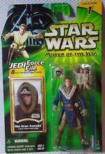 STAR WARS Power of the Jedi  8 Page Force File  OBI-WAN KENOBI Cold Weather Gear