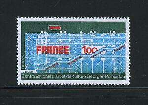 FRANCIA-FRANCE-1977-MNH-SC-1515-Pompidou-Center