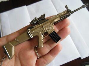 fn scar 17 rifle keychain ex large free shipping ebay