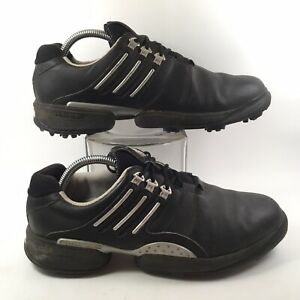 Details about ADIDAS Mens Z-Traxion Torsion Golf Shoes Black Spikeless US 8.5