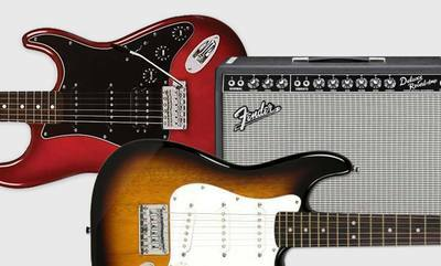 Guitars and Accessories Up to 40% Off | Free Shipping