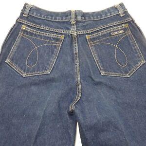 Vintage-80s-Calvin-Klein-14-Mom-Jeans-High-Waist-Dark-Blue-Wash-Made-In-USA