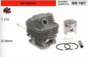 CILINDRO-E-PISTONE-COMPLETO-DECESPUGLIATORE-MITSUBISHI-T170-T-170-36-mm