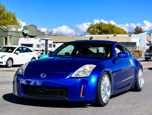 2003 nissan 350z touring edition