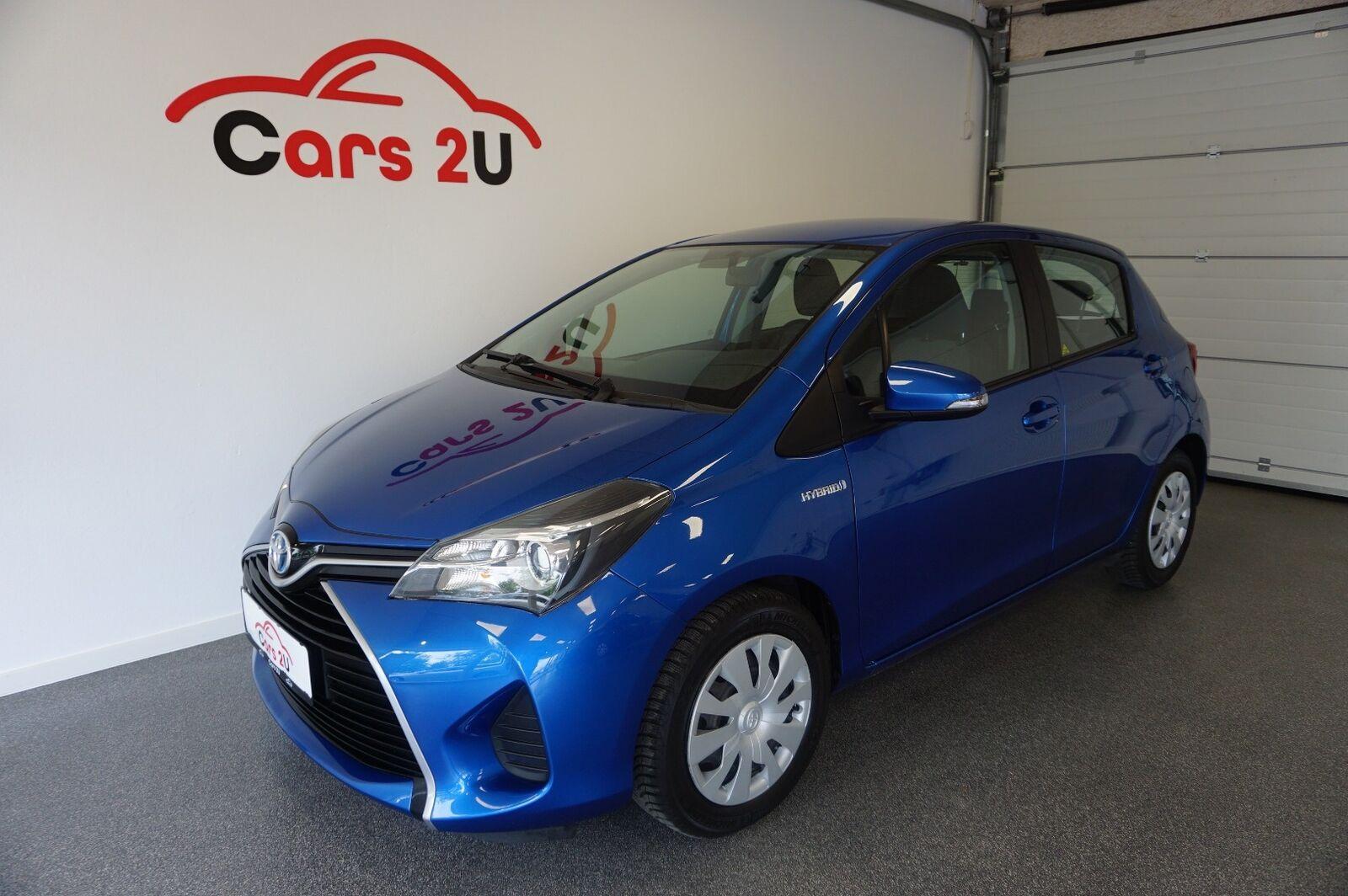 Toyota Yaris 1,5 Hybrid H2 CVT 5d - 114.900 kr.