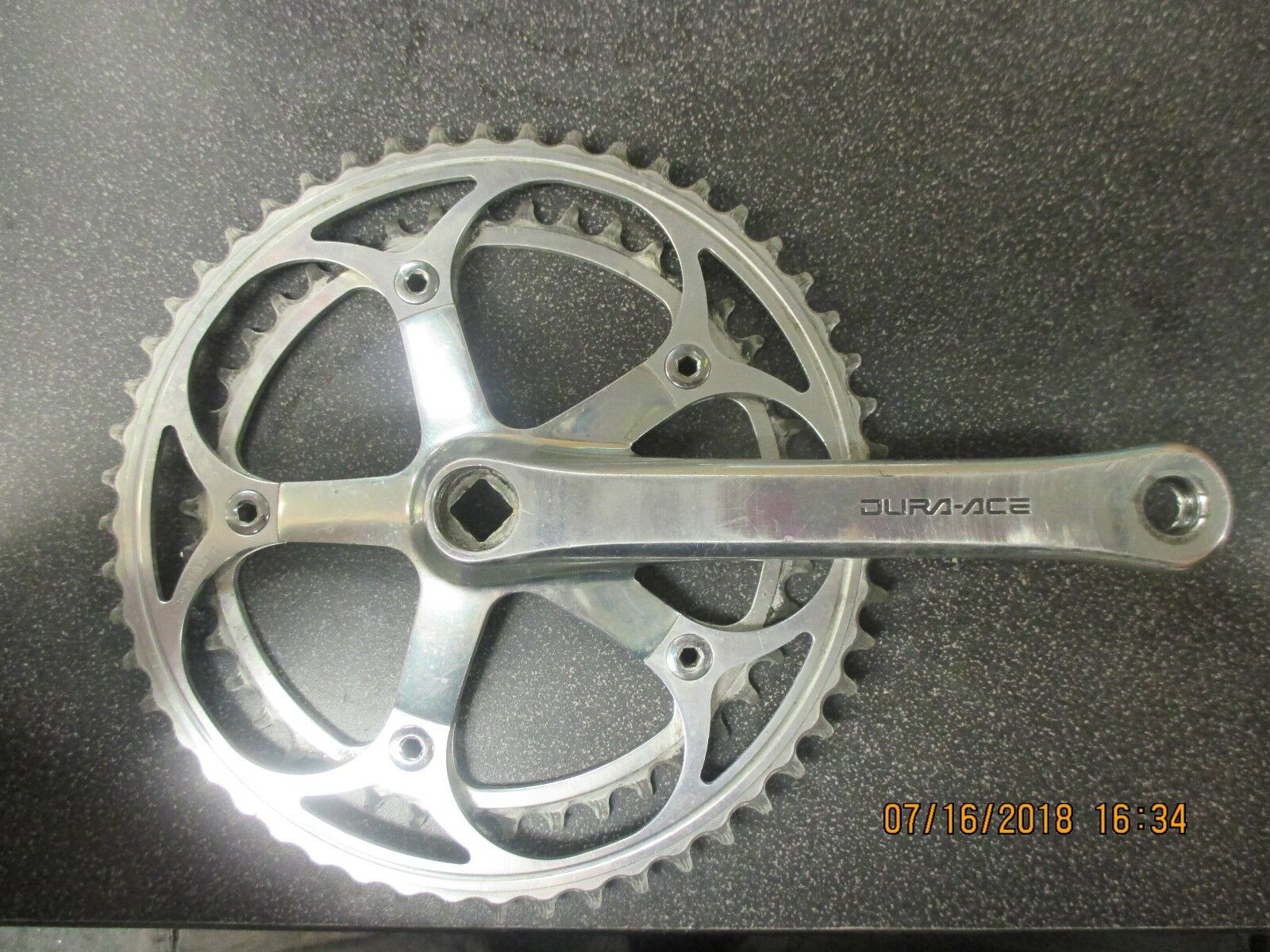 Vintage Shimano Dura Ace FC-7400 Righ crank arm 170 6242  VGC  online shopping and fashion store