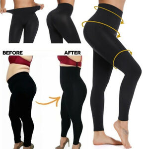 Anti-cellulite-Slim-Premium-High-Waist-Tummy-Control-Shaper-Shapewear-Leggings-G