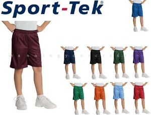600f04e0cb84 Youth Boys Sizes XS - XL Sport-Tek® Youth PosiCharge Classic Mesh ...