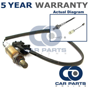 front 1 wire oxygen lambda sensor for honda civic concerto crx rh ebay co uk