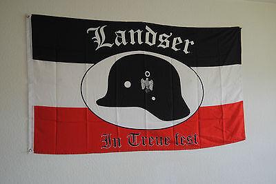 Der GüNstigste Preis Flagge Fahne Reichsflagge 1781 Deutsches Reich Lanser In Treue Fest Kaiserreich Perfekte Verarbeitung
