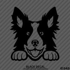 """Boxer kissed L850 8/"""" dog window decal sticker"""