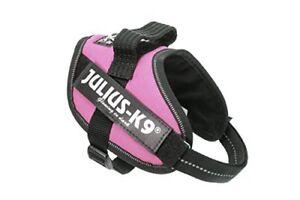 Julius-k9 IDC Power Dog Puppy Harness Strong Adjustable Reflective UK