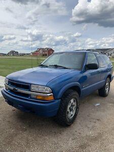 2001 Chevy Blazer LS 4x4