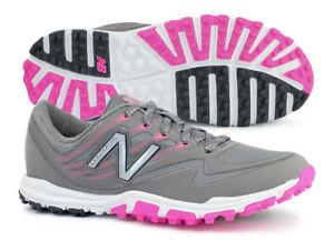 6d2de8996298 Image is loading New-Balance-Minimus-Sport-Womens-Golf-Shoes-Pink-