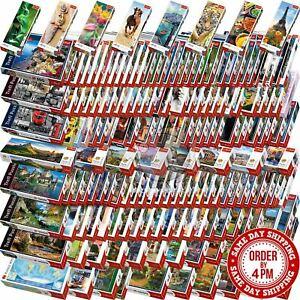 Trefl-300-500-1000-1500-2000-3000-4000-6000-Piece-Jigsaw-Puzzle-Paysages-Ville