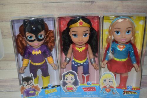 Toddler Dolls DC Comics Les chauves-souris Super Femme Wonder Woman 14 in environ 35.56 cm
