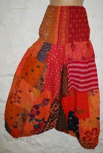 Hippy India Ethnic Fairly Traded Boho Hippie New Check Cotton Scarf