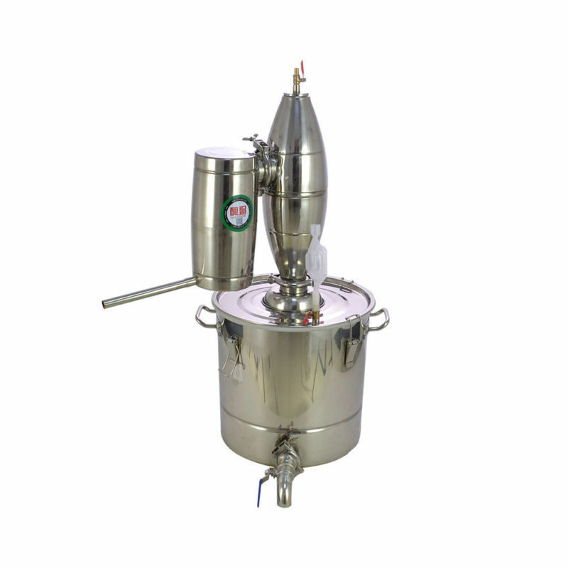 Hot 25 l éthanol alcool Destillieranlage Distiller vinification alcool graver