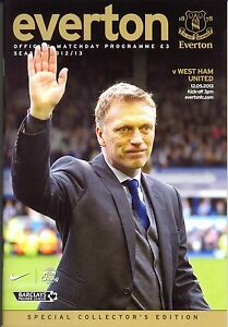 EVERTON-v-WEST-HAM-2012-13-MINT-PROGRAMME-DAVID-MOYES-LAST-HOME-GAME