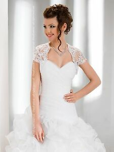 Image Is Loading New Womens Wedding Bridal Top Ivory White Lace