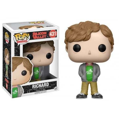 Silicon Valley #431 Richard Vinyl Figure Funko POP TV