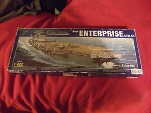 1800 Scale Model Kit uss enterprise  Aircraft Carrier - <span itemprop='availableAtOrFrom'>Wedmore, United Kingdom</span> - 1800 Scale Model Kit uss enterprise  Aircraft Carrier - Wedmore, United Kingdom