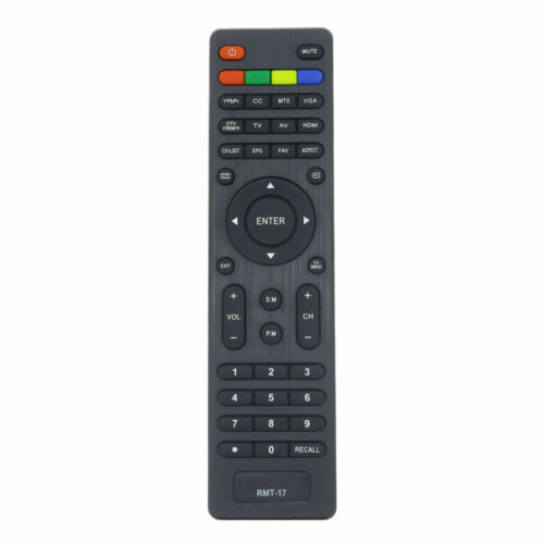 New Universal TV Remote Control For Proscan PLED1960A-G PLED2243A-F 2019