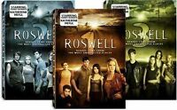 Roswell Complete Series Season 1-3 (1 2 & 3) Brand Dvd Sets