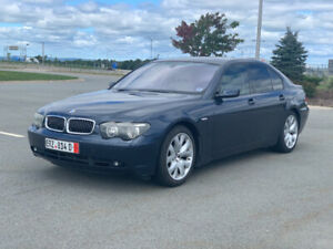 2003 BMW Série 7