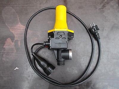 Espa Pumpensteuerung elektronischer Druckschalter Presscontrol Hauswasserwerk